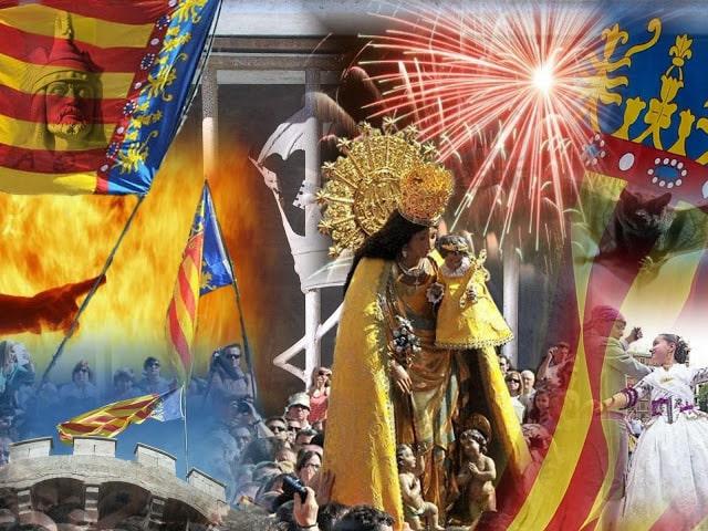 En la Comunitat Valencia se celebran multitud de fiestas  ancestrales y tradicionales  para todos los públicos a lo largo del año.