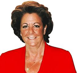 Dª RITA BARBERÁ NOLLA (POLÍTICA)