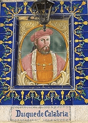 Duque de Antiguo Monasterio Jerónimo de  San Miguel de los Reyes en València (Comunidad Valenciana).