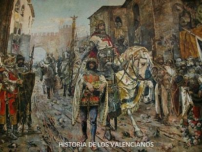 La historia de los valencianos está muy ligada con los diferentes pueblos que se asentaron en las fértiles tierras de la vega valenciana.