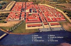Historia de la  Valencia romana