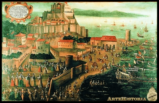 Expulsión de los moriscos del Reino de Valencia