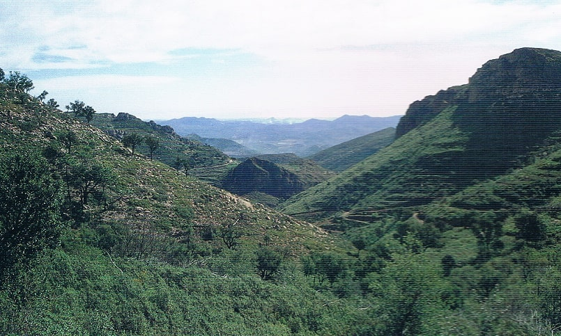 Sierra Calderona es para los habitantes de Valencia (Comunidad Valencia)  un refugio cercano y un pulmón para la ciudad de Turia..
