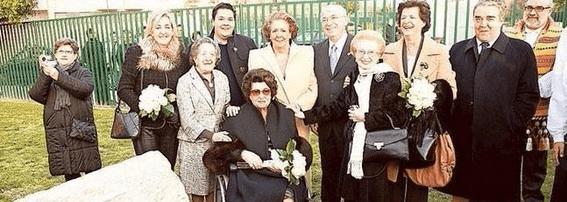 Dª RITA BARBERÁ NOLLA (POLÍTICA) y familia.