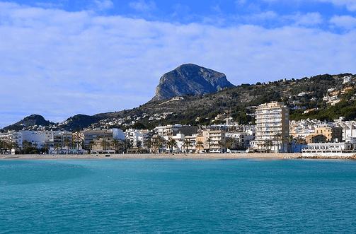Xàbia (Jávea) es una bonita ciudad marinera de la Comunidad Valenciana.