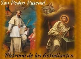 SAN PEDRO PASCUAL (RELIGIOSO)