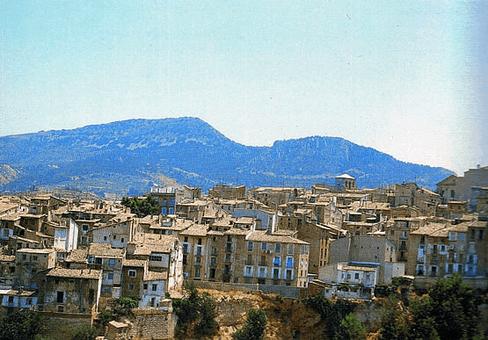 Ciudad de Alcoy, Alicante, Comunidad Valenciana, España.