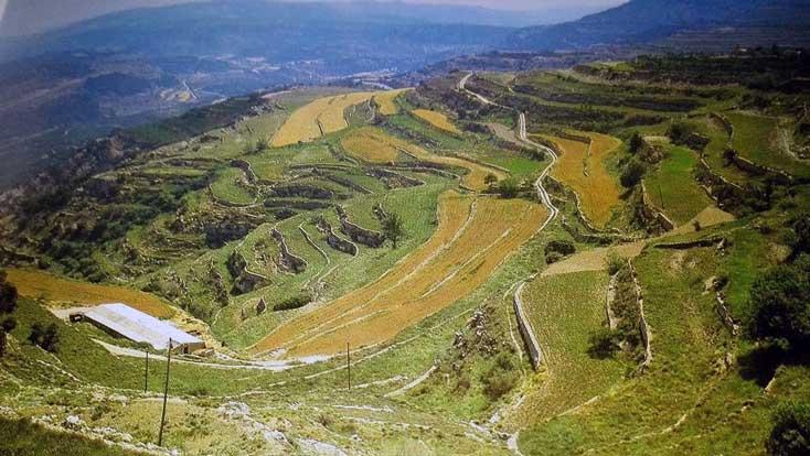 El Maestrazgo (El Maestrat) es una comarca en la provincia de Castelló (Comunidad Valenciana)