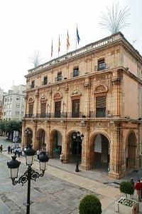Ayuntamiento de Castellón de la Plana (Valencia, Comunidad Valenciana, España)