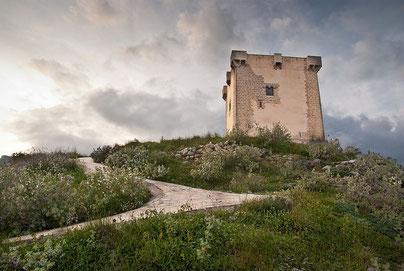 Castillo de Cocentaina (Serra Mariola, Comunidad Valenciana)