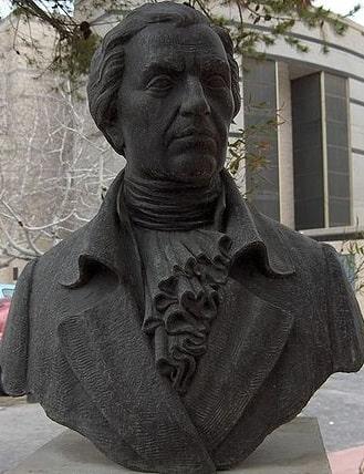 Dr. Francisco Javier de Balmis y Berenguer (Alicante, España 2 de diciembre de 1753 – Madrid, España 12 de febrero de 1819) médico y botánico.