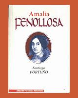 Amalia Fenollosa- escritora.
