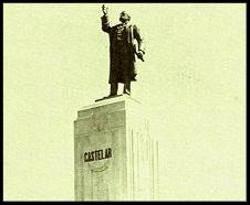 Estatua de Emilio Castelar