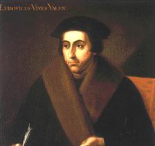 Luis vives es uno de los autores más universales de la cultura de todos los tiempos.