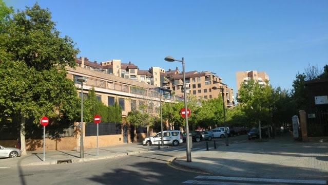 Parque de Orriols en Valencia, viviendas adosadas en la zona mas moderna y privada.