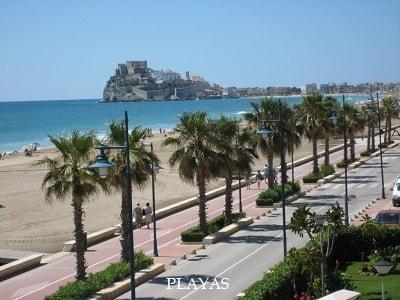 la Comunidad Valenciana cuenta con las playas con  mayor cantidad de banderas azules de España.