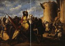 La conquista del reino de Valencia por Jaime I