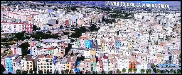 La Vila Joiosa (Villajoyosa) Alicate-Comunidad Valenciana
