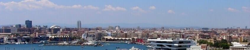 Valencia capital de la  Comunidad autónoma Valenciana,