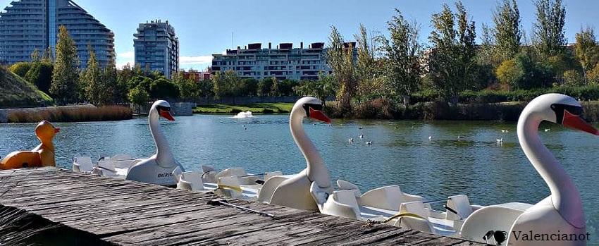 Parque de Cabecera de la ciudad de València