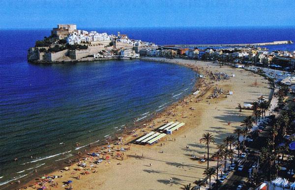 Peñiscola-Playa Norte (Peñiscola-Castellón)