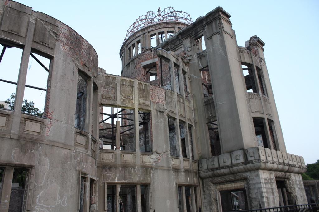 """IOC-Chef Bach in Hiroshima: """"Entsetzliches Ego"""" auf der Jagd nach dem Friedensnobelpreis"""