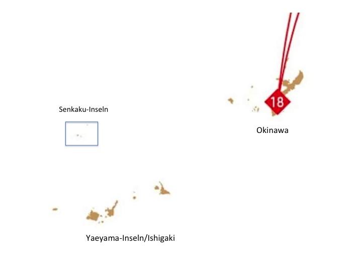 Senkaku-Inseln: Japan bereitet sich auf Konflikt mit China vor