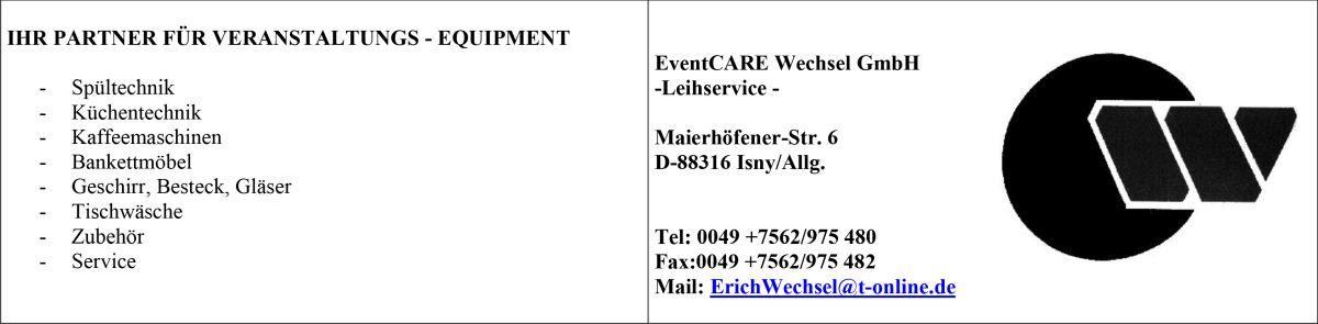 EventCARE - Erich Wechsel