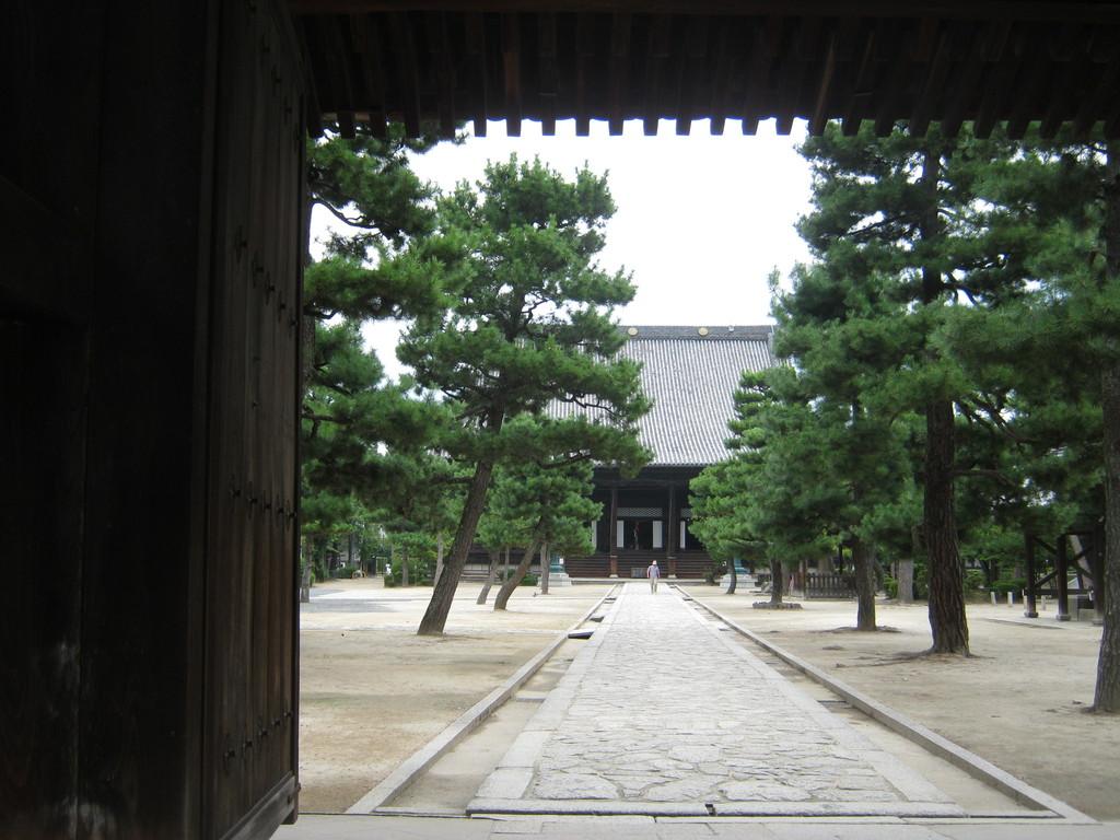 百万遍知恩寺です。知恩院ではありません Chionji temple
