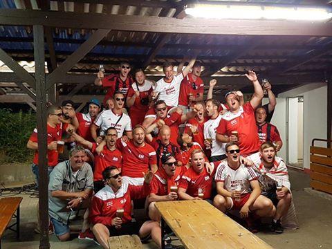 Partytime! Aufstiegsfeier VfL Ostelsheim