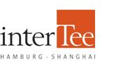 Die Grafik zeigt das Logo des Tee-Kontors interTee aus Hamburg