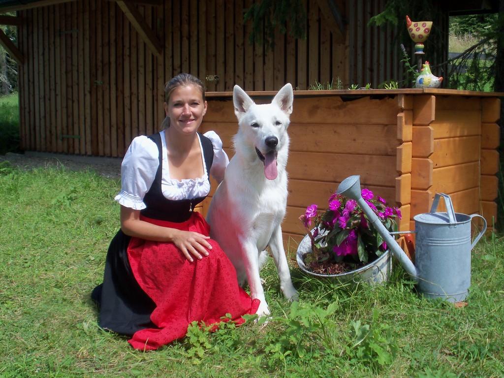 El Lobo of the White Heaven & Bes, Beatrix Truger Kärnten August 2012