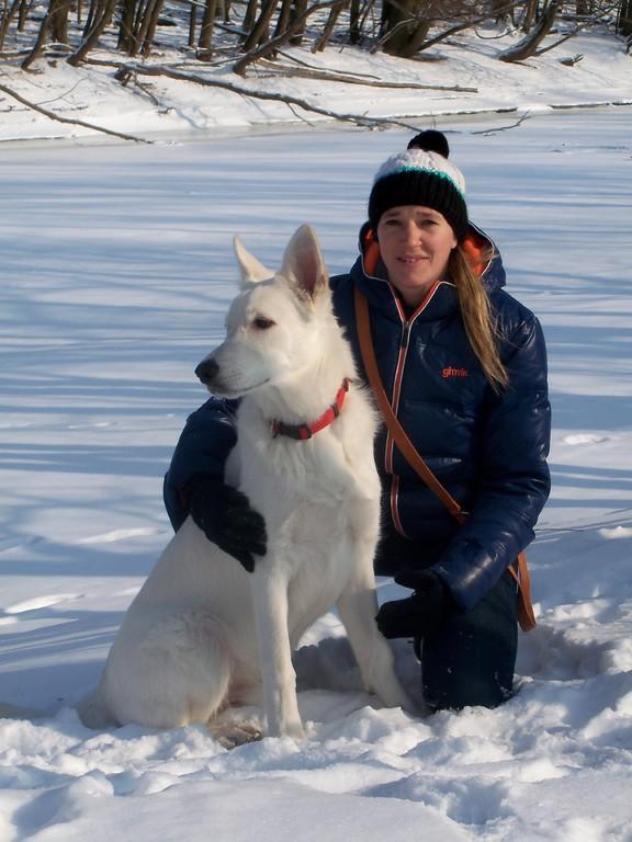 El Lobo of the White Heaven & Beatrix Januar 2012