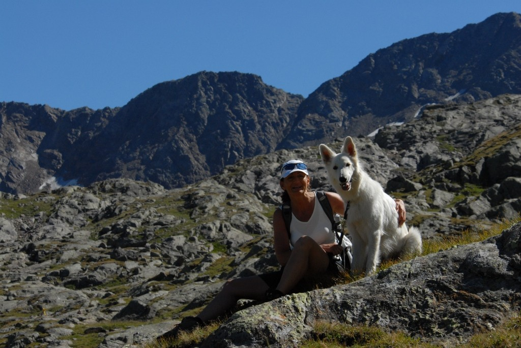 lton Snowy & Bes. Michaela - Nürmberger Hütte - Stubaier Alpen August 2012