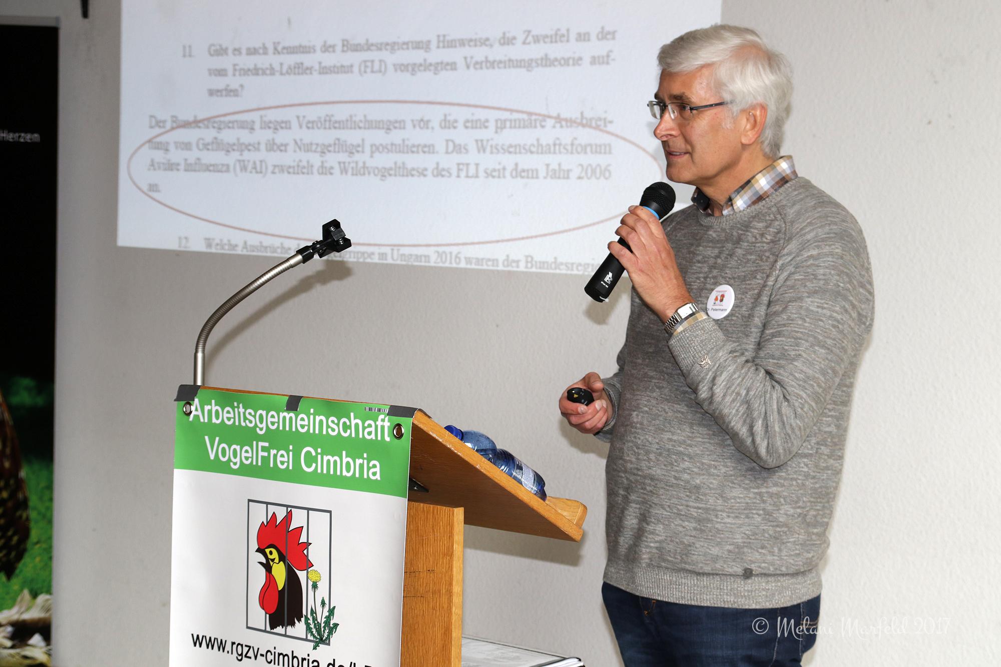 Dr. Peter Petermann