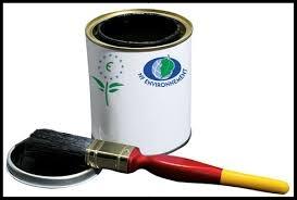 Peinture écologique et éco responsable