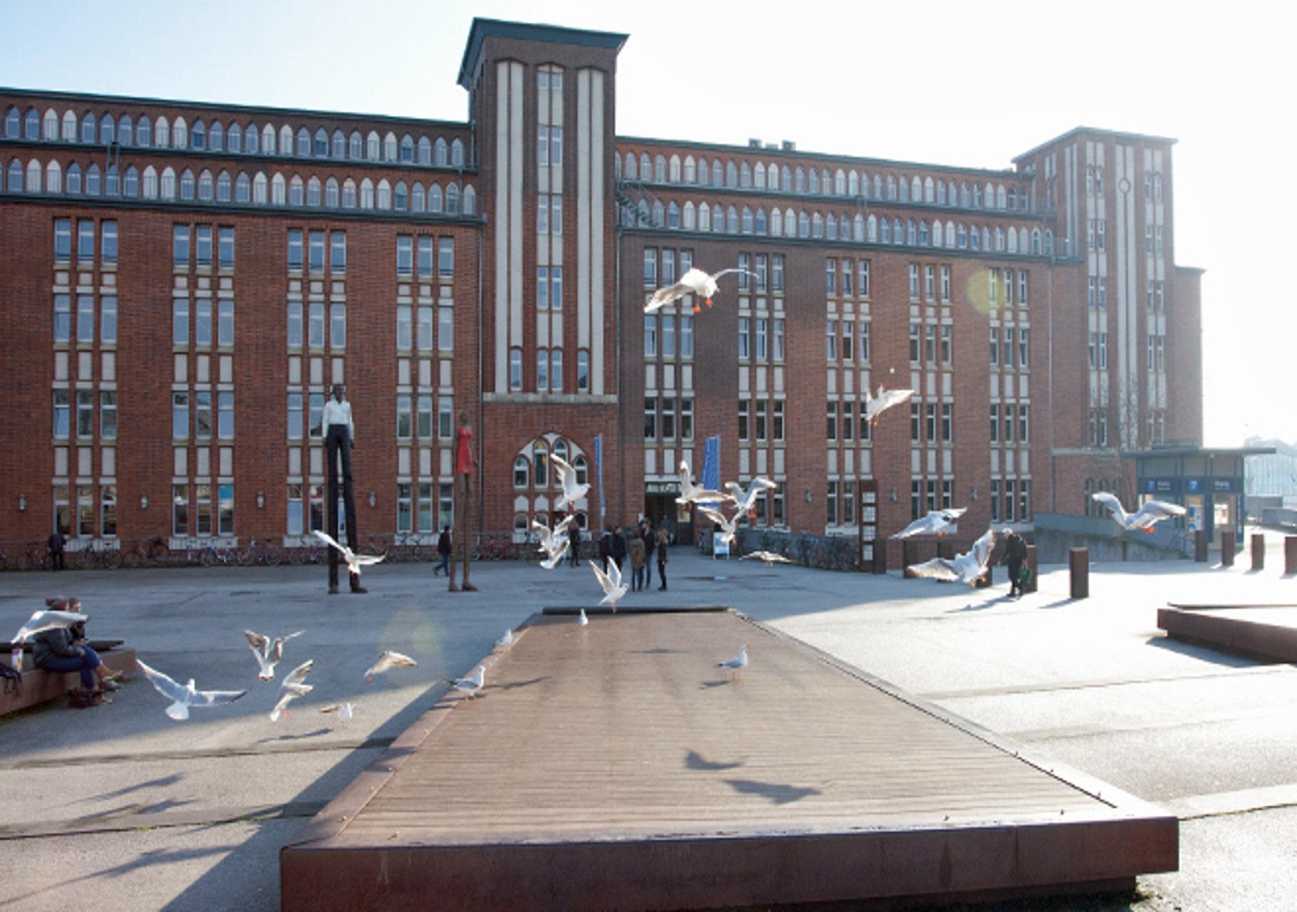 © Bücherhallen Hamburg