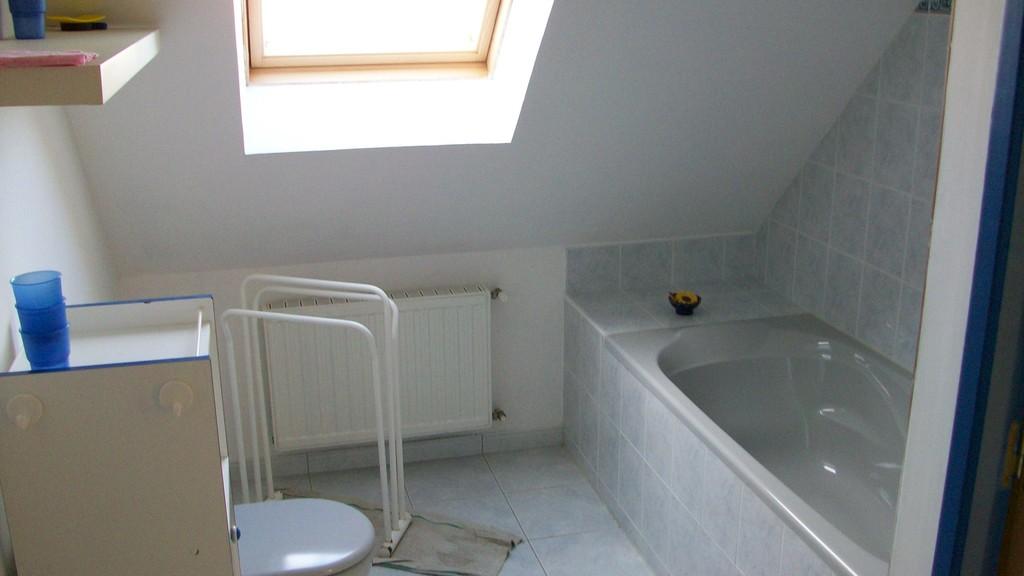Badezimmer oben