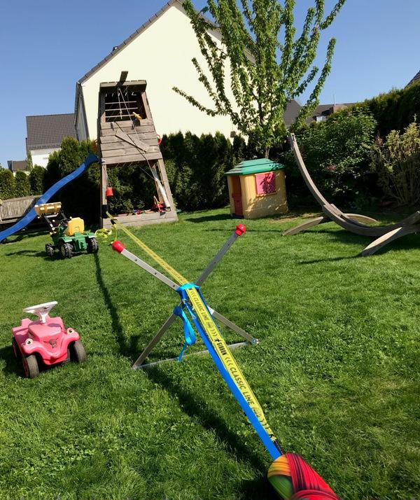 Bewertung 2019-04-23: Habe nach langem Überlegen (ist ja doch wirklich nicht ganz billig) ein One Tree Set gekauft, prompte Lieferung, alles gut. Jetzt an Ostern das gute Wetter genutzt und im Garten aufgebaut. Ist...
