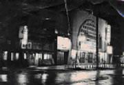 昭和30年ごろの「久亭」(現在は阪神西宮駅となっている)