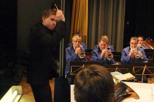 Dirigent Manuel Renggli