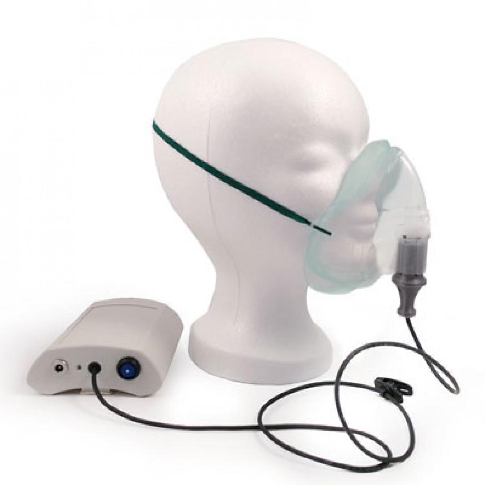 negativ Ionen Maske