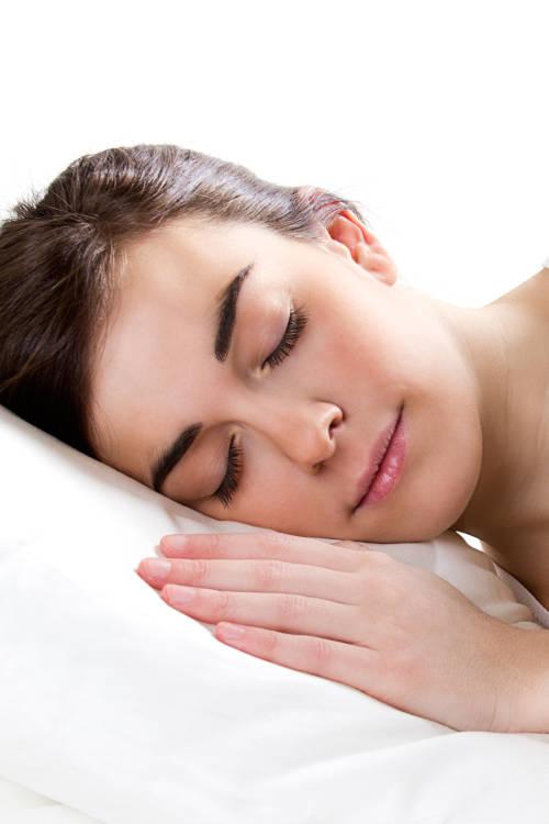 Zeit für Ruhe und Entspannung. Endlich wieder gesund und entspannt Schlafen können.