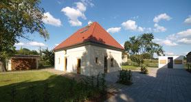 Paretz Akademie - Stall und Außenanlage