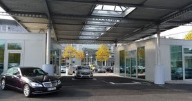 A-Klasse-Pavillon Berlin