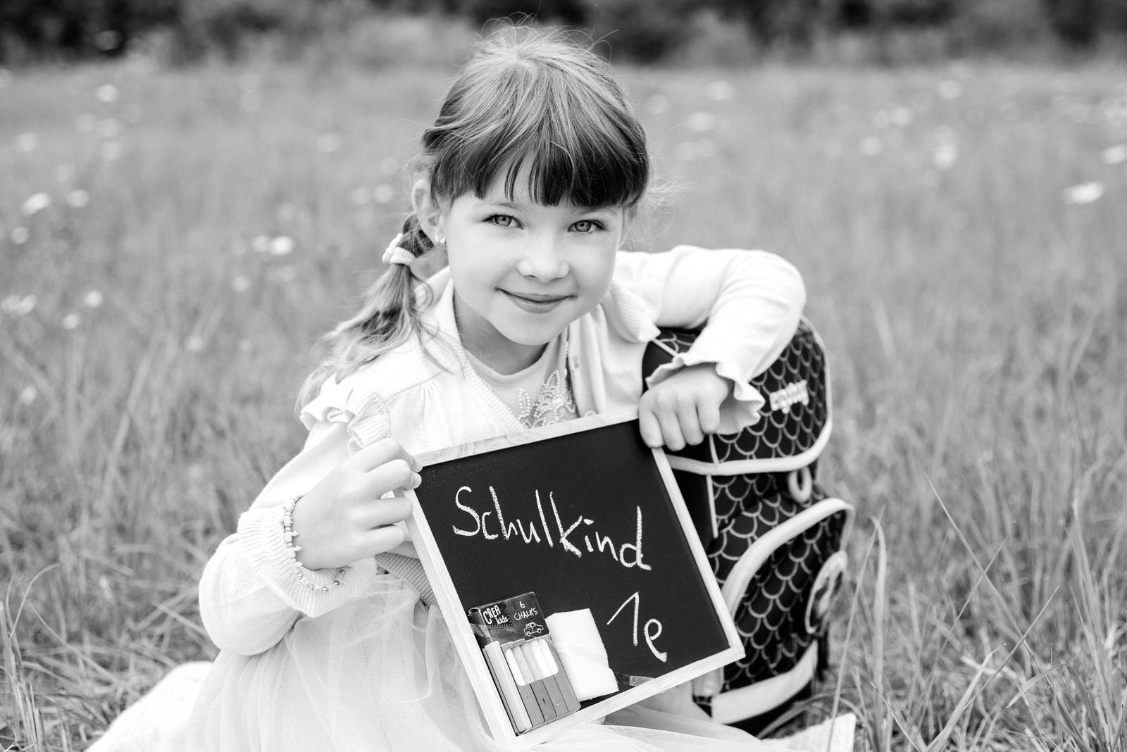 Einschulungsfotos und Fotoshooting zum Schulanfang in Leipzig, Kinderfotos in Leipzig, Markkleeberg, Borna und Zwenkau