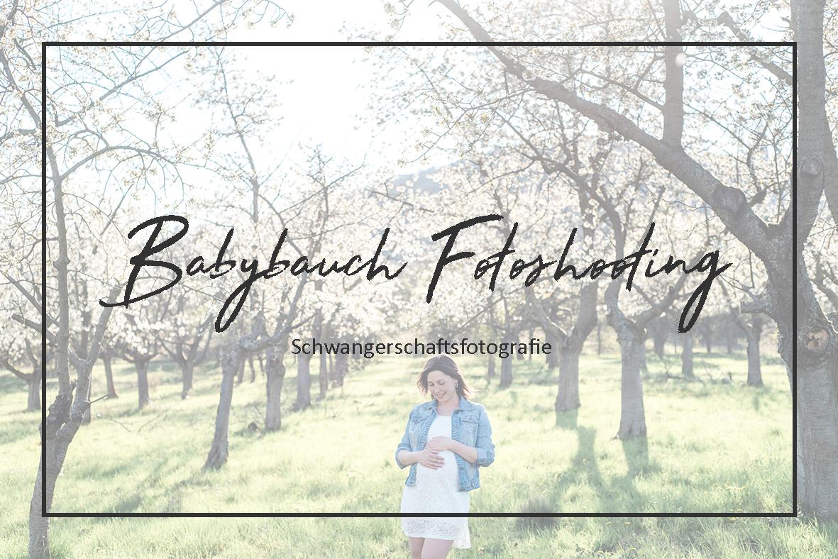 Babybauch Fotoshooting im Harz - Schwangerschaftsfotos zwischen Wernigerode, Nordhausen und Sangerhausen