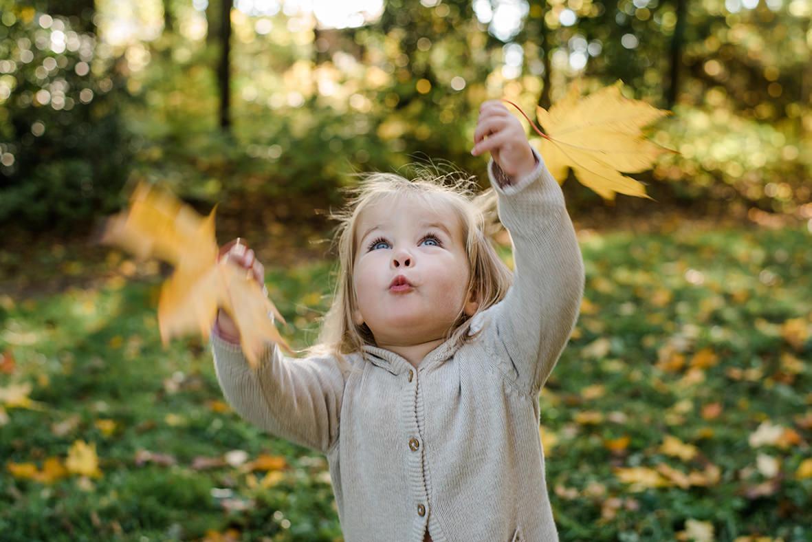 Familien Fotoshooting & Familienfotos in Leipzig, Markkleeberg und Borna, Herbst Fotoshooting