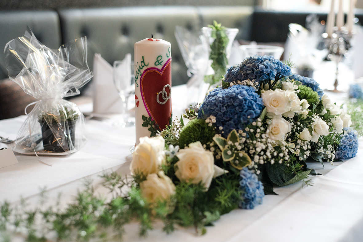 Hochzeit in Zwenkau, Hochzeitslocation in Zwenkau, Hochzeitsdeko
