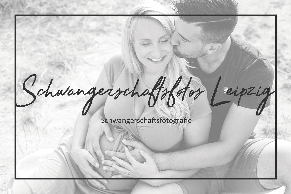 Natürliche Schwangerschaftsfotos in Leipzig am See - Schwangerschaft Fotoshooting